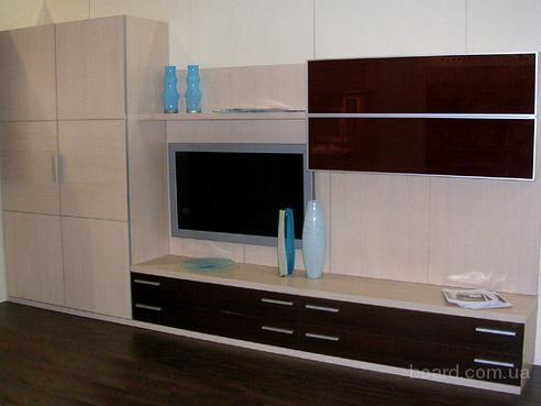 Меблі для вітальні на замовлення Київ