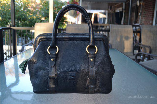 Сумка Dooney & Bourke Florentine Mitchell Black, оригинал