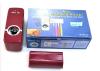 Автоматический дозатор для зубной пасты и держатель для щеток Touch Me Белый, Вишневый