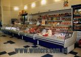 Winter - торговое холодильное оборудование для магазинов.