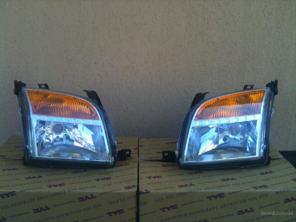 задние лампы на форд фьюжен