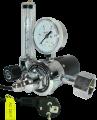 Регулятор давления (расхода) углекислотный У-30П (220В или 36В) с подогревом Modern Welding