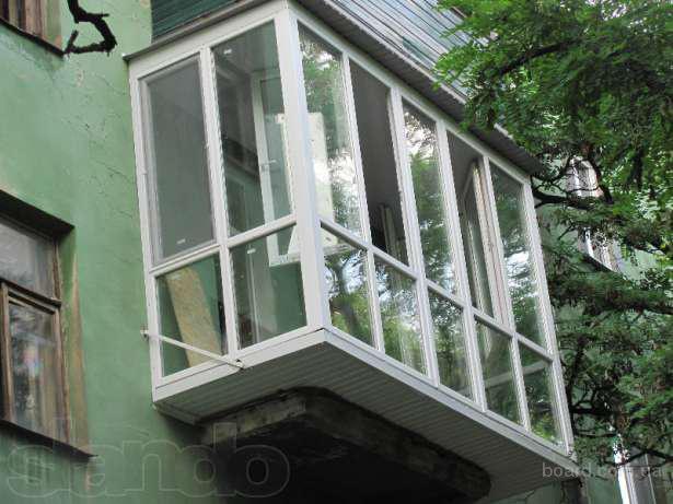 "Балконы,лоджии "" под ключ "" в г. северодонецке и регионе пре."