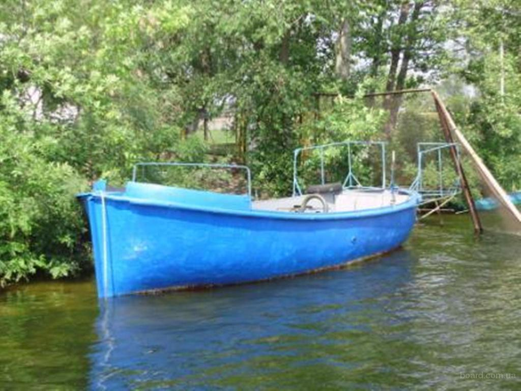 продажа лодок на баркасе