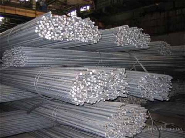 Арматура 8мм, арматура 10мм, арматура 12мм, арматура 14-40мм металлопрокат сортовой от тонны доставка