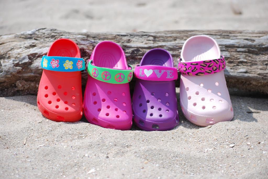 Детские кроксы. Стильно и модно