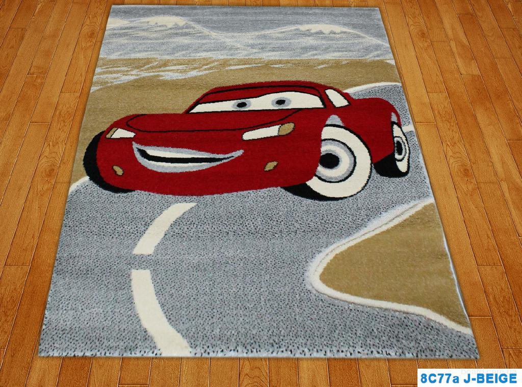 Стриженные,рельефные ковры для детской комнаты