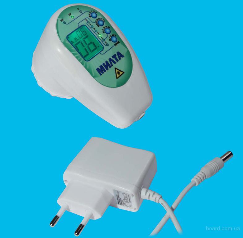 Аппарат свето-лазерной терапии Милта-Ф-5-01 БИО  0-6 Вт