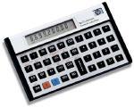Калькулятор HP 12C Platinum