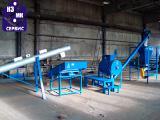 Оборудование для производства сухих строительных смесей