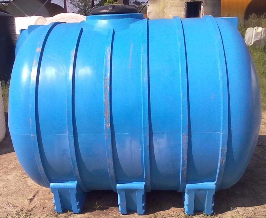 Емкость для воды горизонтальная 5000 л