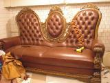 Перетяжка, ремонт мягкой мебели Киев