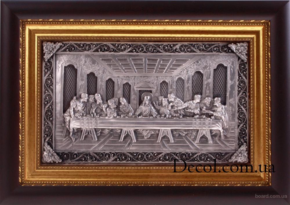 Тайная Вечеря - иконы Иисуса Христа в Киеве