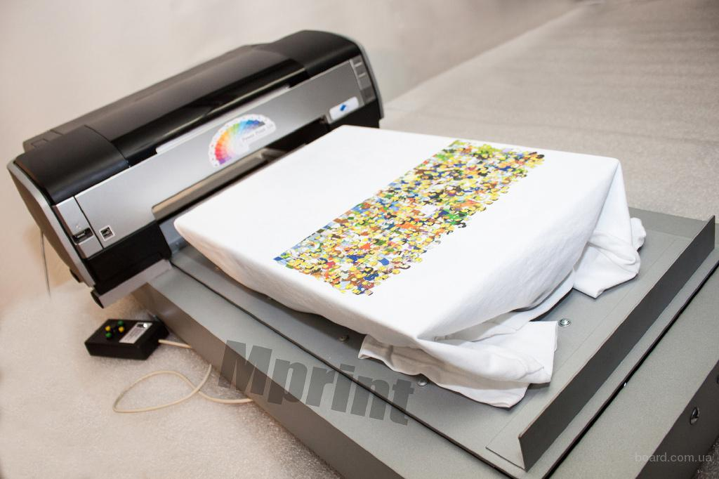 Текстильный принтер Power Print 320