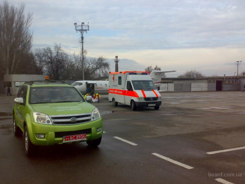 Перевезти больного из Украины в Саратов