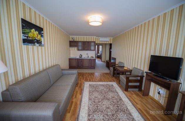 Апартаменты в отеле Трускавцеа
