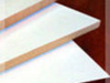 МДФ плита ламинированная (односторонняя ламинация).