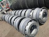 Диски, резина, шины R 22,5 для тягачей DAF, Renault Magnum, Renault Premium, MAN