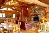 Канадские Срубы- Строительство деревянных домов, срубов, шале и бань.