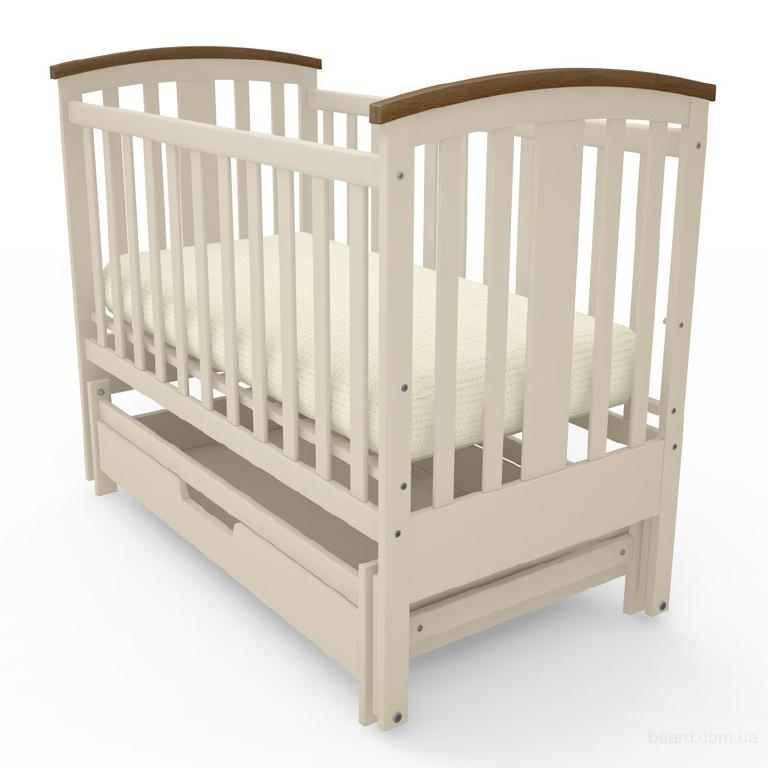 Кроватка детская Mia