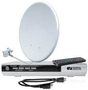 Установка и ремонт спутникового телевидения в Житомире по лучшим ценам.