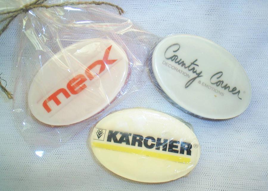 Мыло с логотипом фирмы – новинка брендирования!