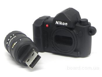 Креативная USB-флешка Фотоаппарат Nikon