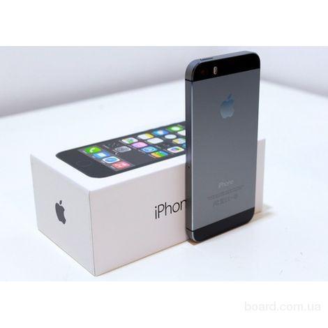 Китайский мобильный  телефон  IPhone 5S Gold