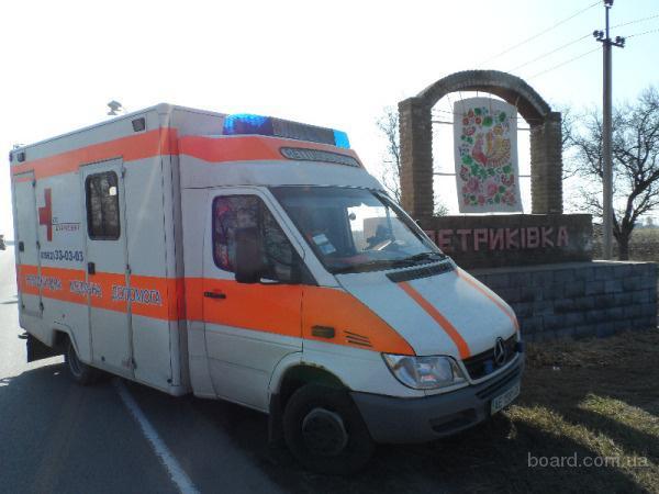 Перевезти больного из Днепропетровска в Тверь, в Липецк, в Орел, в Псков.