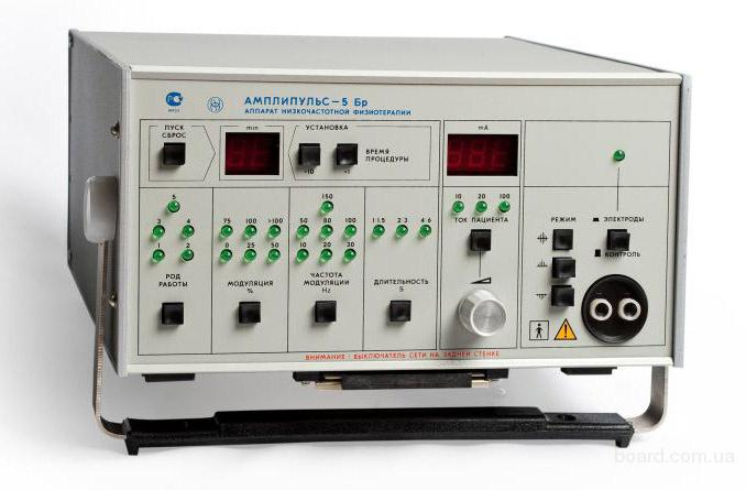 Продам аппараты Амплипульс-5, Электросон, Элфор-Проф, Поток-Бр, Радиус, Эгсаф-01, УЗТ-1-01Ф, Волна.