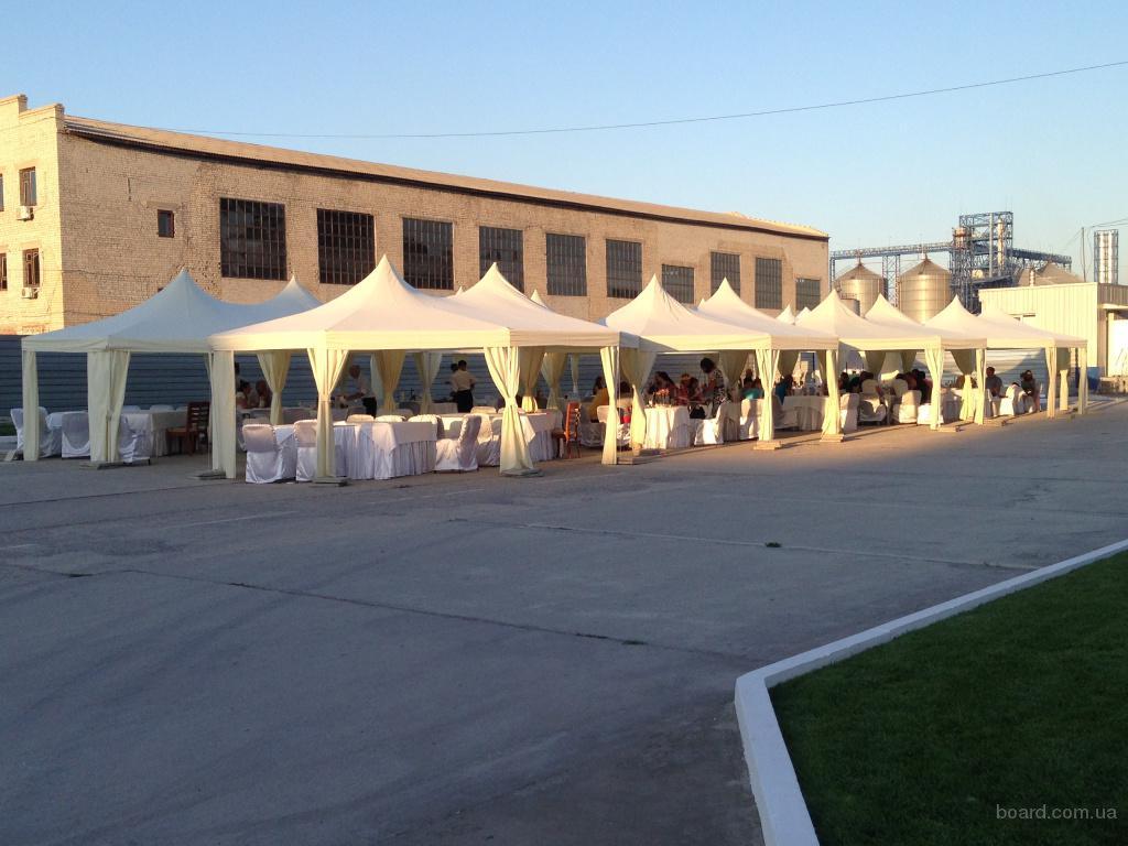 фестивальные шатры
