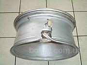 Ремонт литых дисков после удара