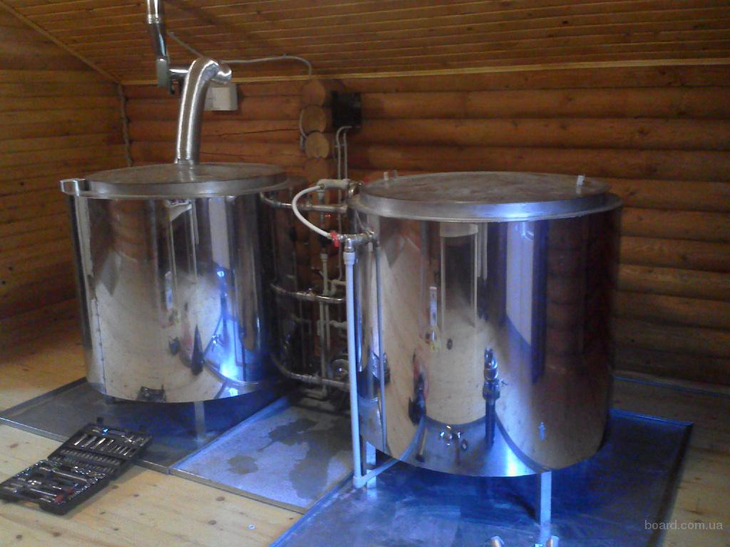Как сделать пиво в пивоварне