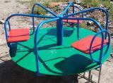 Детские игровые площадки, детские карусели