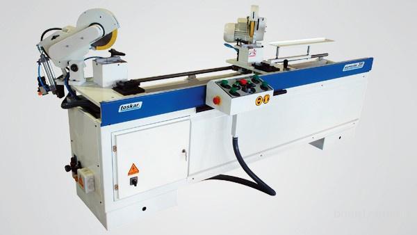 Toskar Alumaster 200 Станок для запиливания и сверления алюминиевых профилей