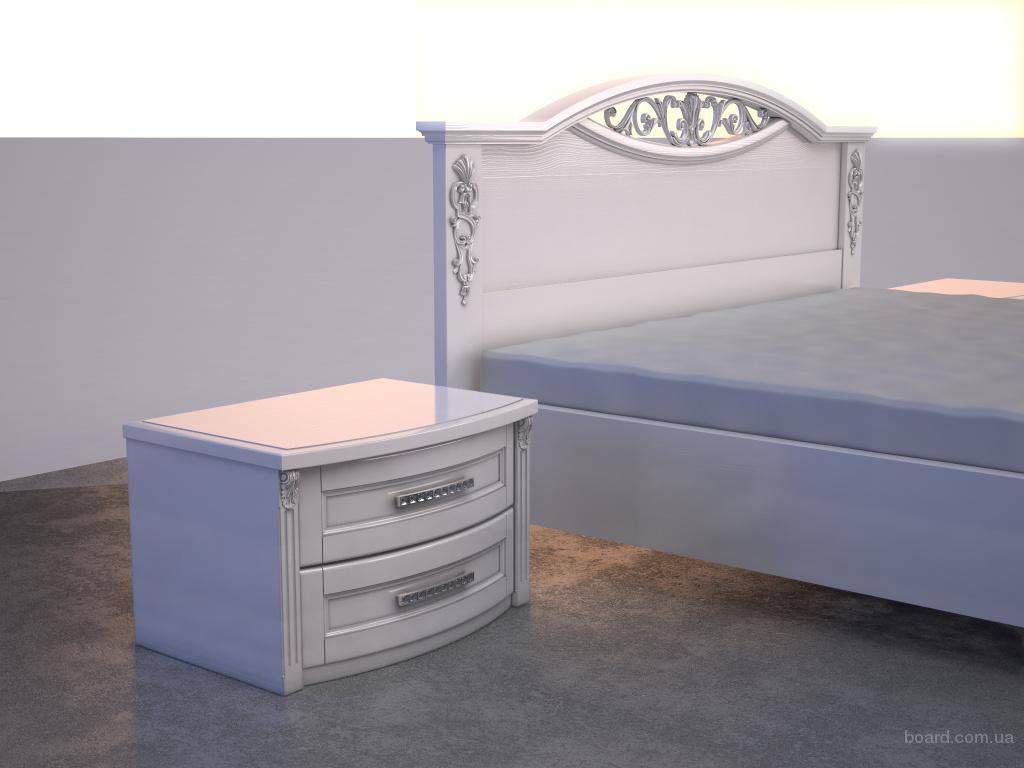 Спальня из дерева под заказ