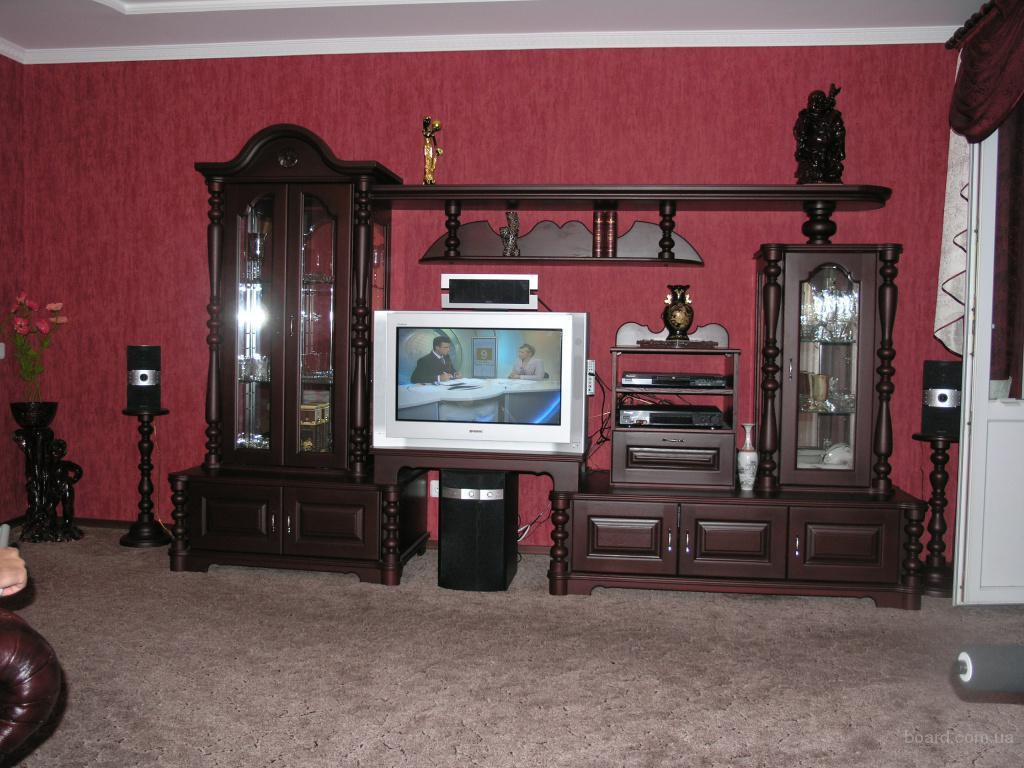 Мебель из натурального дерева под заказ