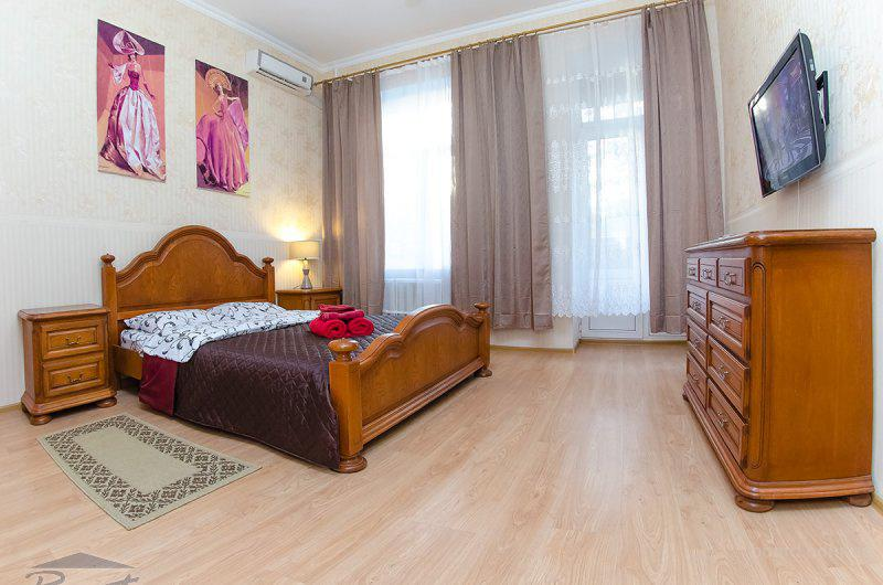 1-комнатная квартира в центре Киева для аренды посуточно или долгосрочно