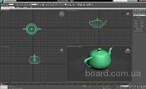 Курсы «3D max»