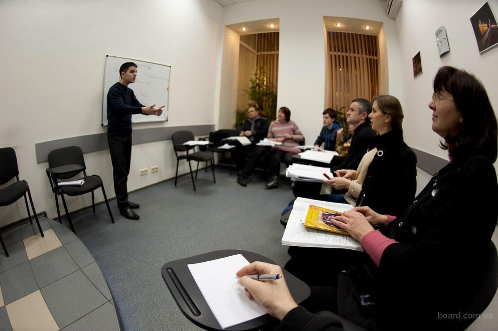 Курсы английского языка Business Language в Харькове