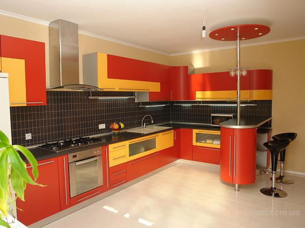 Виды кухонных планировок