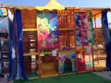 Детский игровой лабиринт для улицы 7х5х3,5м. Низкая цена!!!