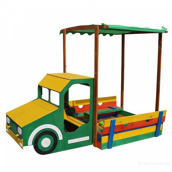 Песочница для детей,деревянные песочницы