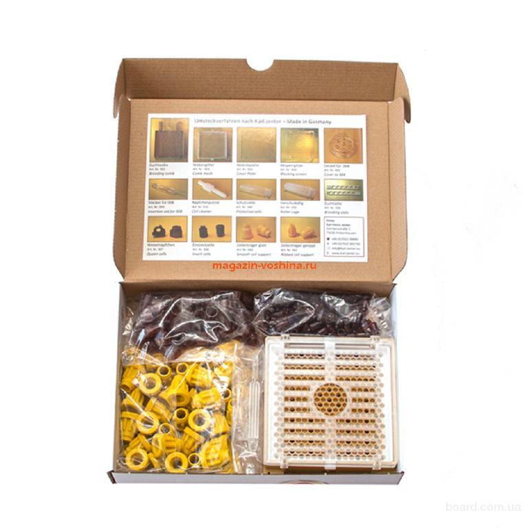 Интернет-магазин пчеловодства и пчелоинвентаря. Товары для вывода маток.