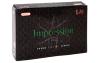 Цветные косметические линзы Tutti Impression Black