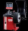 Балансировочный станок ЖК монитором способен работать с различными типами колес легковых автомобилей, грузовиков