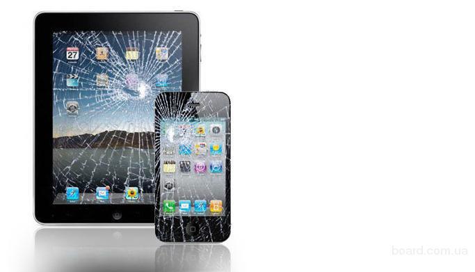 Ремонт планшетов, смартфонов. Замена экранов, дисплеев.