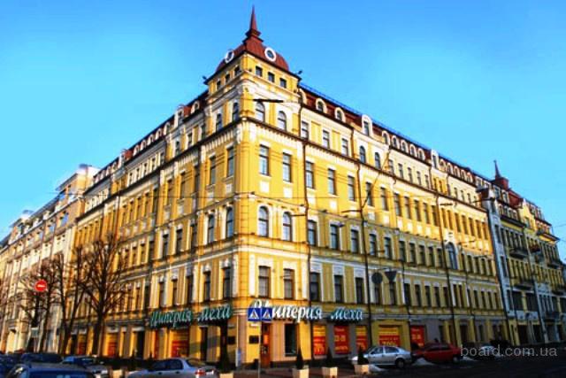 БЦ «Ильинский»  аренда офиса  «класса B»  без комиссии  , метраж  340 кв. м.  цена  25 у. е. за кв. м.  Подольский р-н , Подол