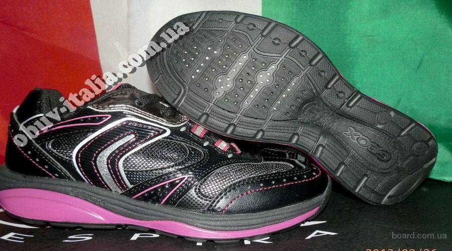 Кроссовки для девочек фирмы GEOX J Energy оригинал из Италии