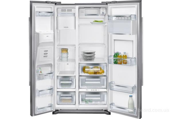 Холодильники SIDE-BY-SIDE в Киеве